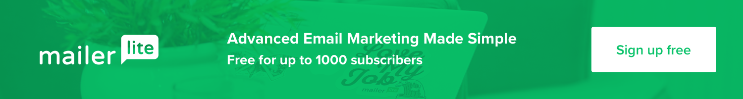 MailerLite email marketing per piccole imprese